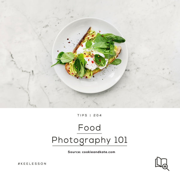 Food Photography - 101