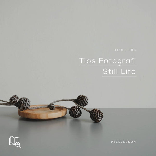 Tips Fotografi Still Life