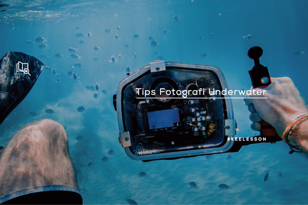Tips Fotografi Underwater
