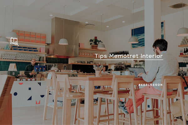 Tips Memotret Interior