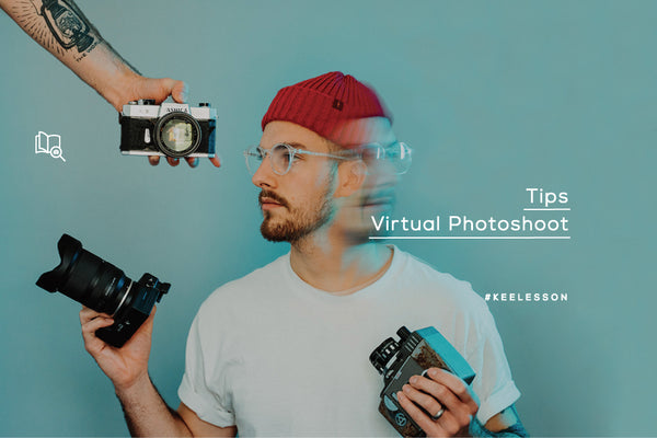 Tips Virtual Photoshoot