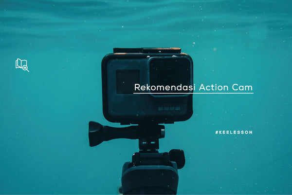 Rekomendasi Action Cam
