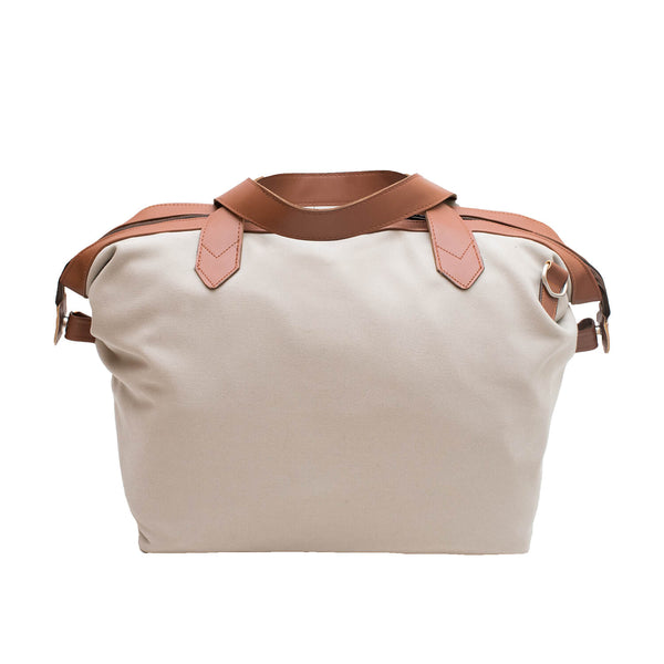 kee-indonesia-Flea Duffel Bag Ivory