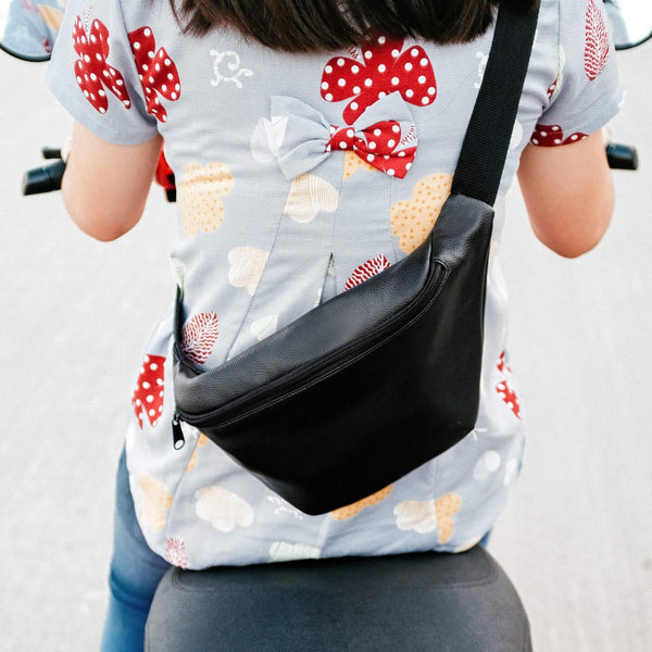 {KEE INDONESIA}-{Spider Sling Bag Black}-{Spider Edition}