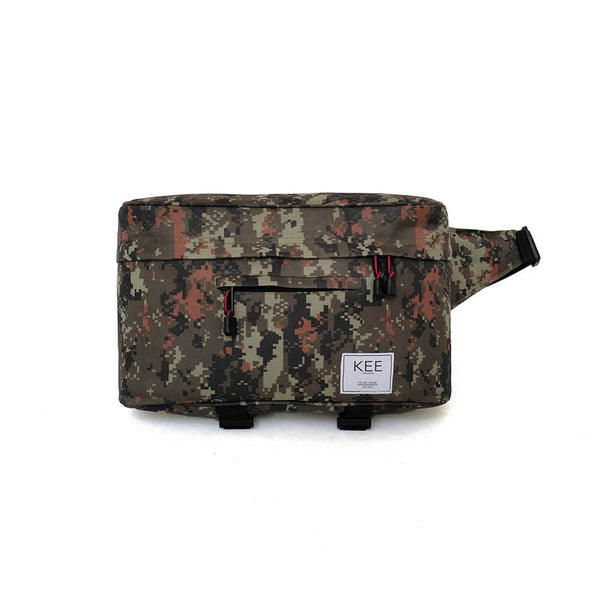 kee-indonesia-Beetle Camera Sling Bag Army