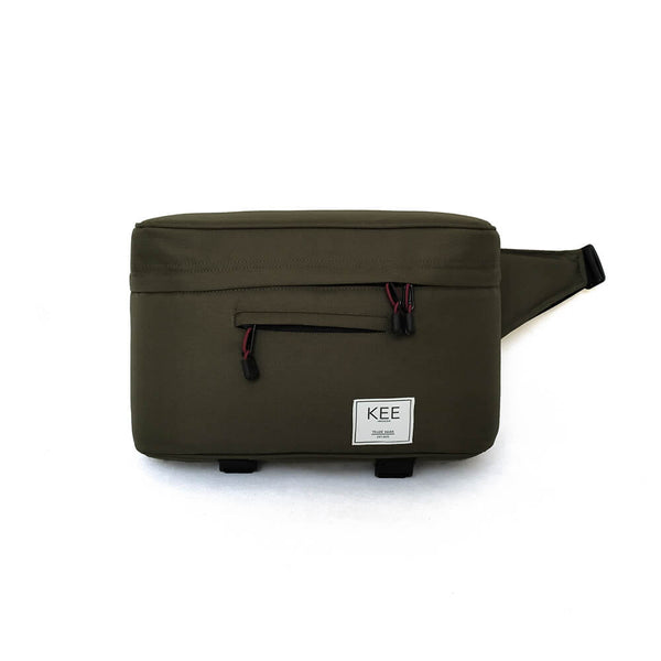 kee-indonesia-Beetle Camera Sling Bag Green