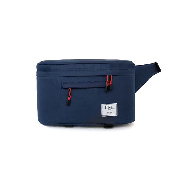 kee-indonesia-Beetle Camera Sling Bag Navy