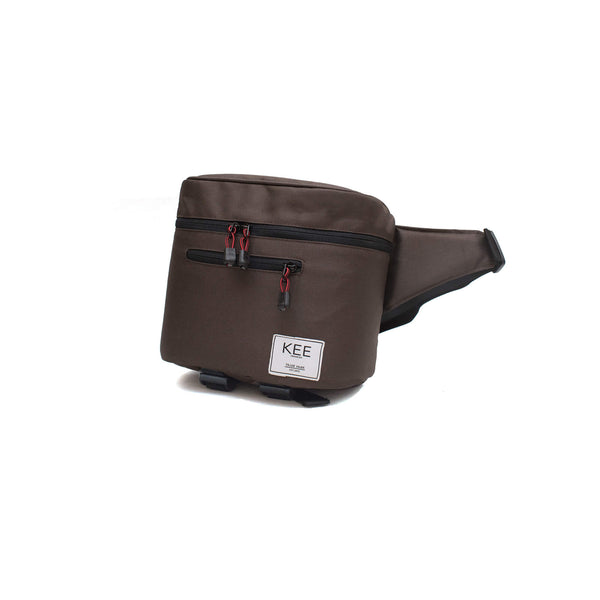 kee-indonesia-Baby Beetle Camera Sling Bag Brown