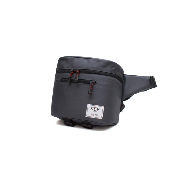 kee-indonesia-Baby Beetle Camera Sling Bag Dark Grey