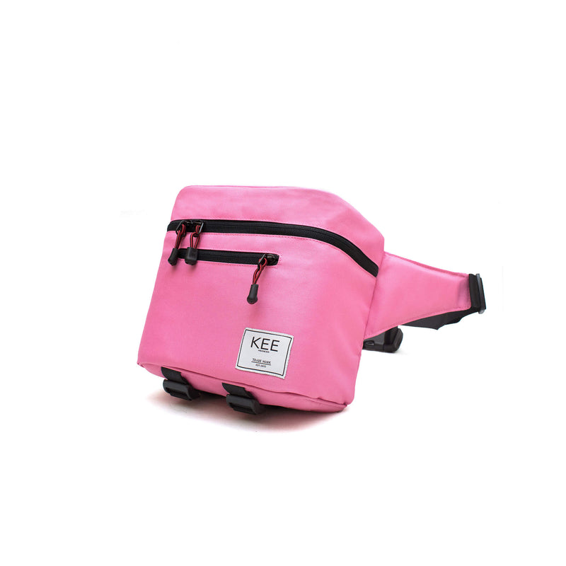 Baby Beetle Camera Sling Bag Pink-KEE INDONESIA