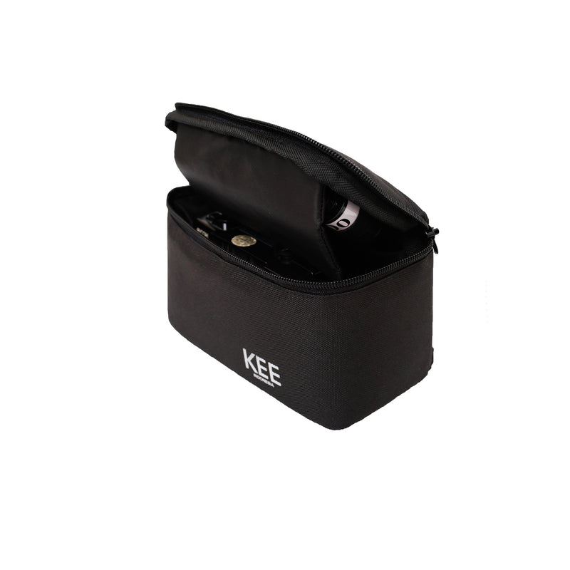 {KEE INDONESIA}-{Foal Camera Case Black}-{Foal Edition}