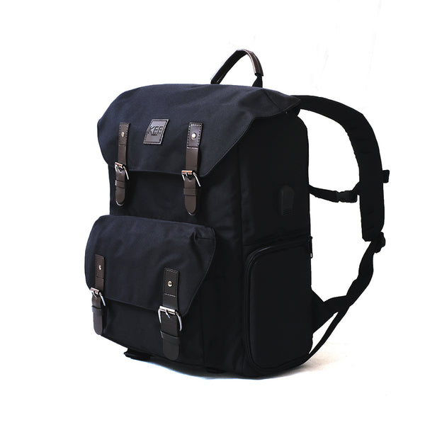 kee-indonesia-Bumblebee 2.0 Camera Backpack Dark Brown