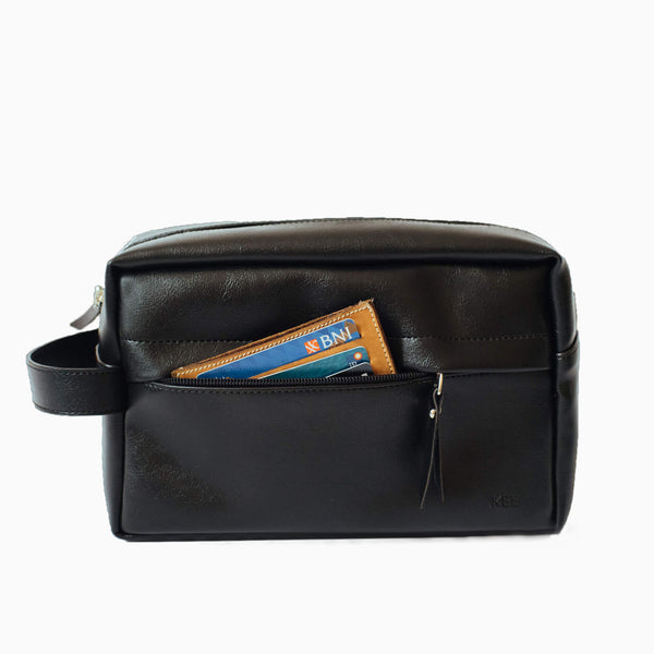{KEE INDONESIA}-{Eagle Handbag Black}-{Eagle Edition}