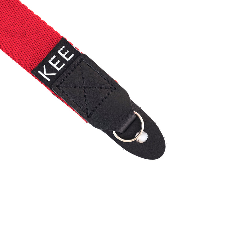 kee-indonesia-Alta Wrist Camera Strap Red.