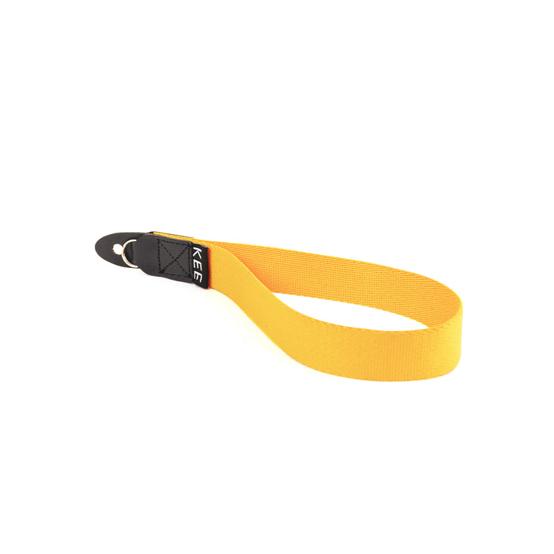 kee-indonesia-Alta Wrist Camera Strap Yellow.