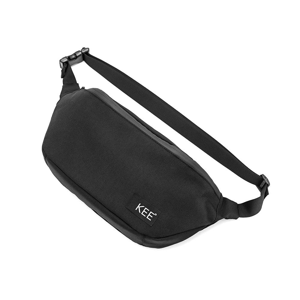 Astro Sling Bag Black-KEE INDONESIA