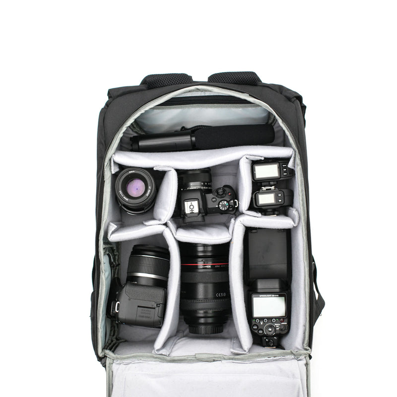 Bumblebee 3.0 Camera Backpack Dark Grey-KEE INDONESIA