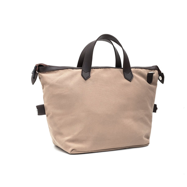 Flea Duffle Bag Brown