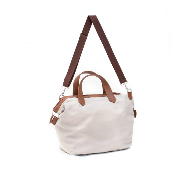 Flea Duffel Bag Ivory