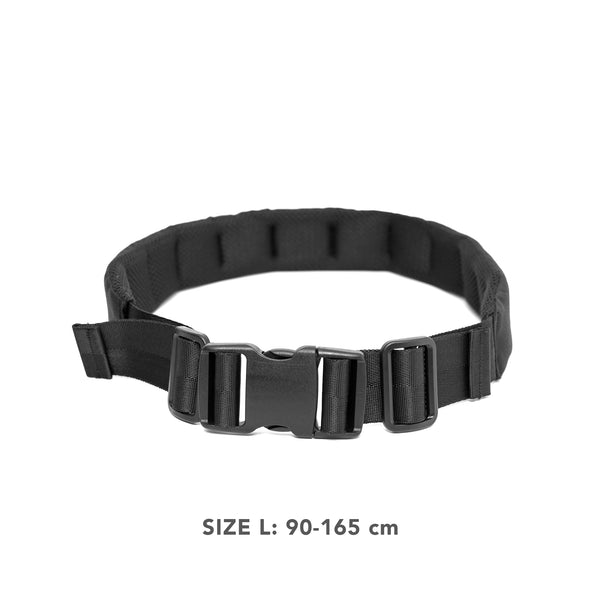 kee-indonesia-Adaptable Belt Black [ L ] | Collaboration with Pracinta.