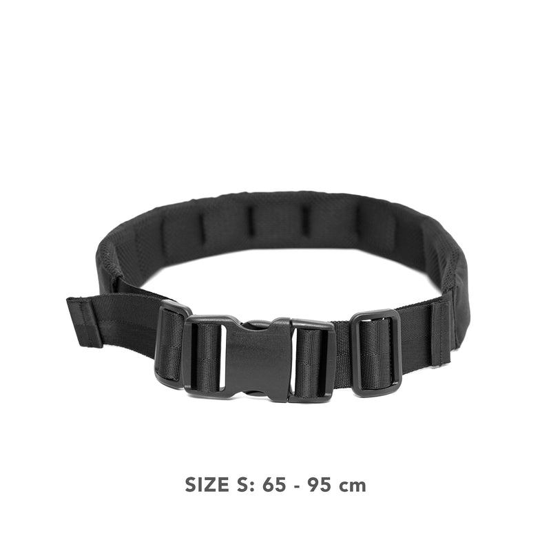 Adaptable Belt Black [ S ] | Collaboration with Pracinta