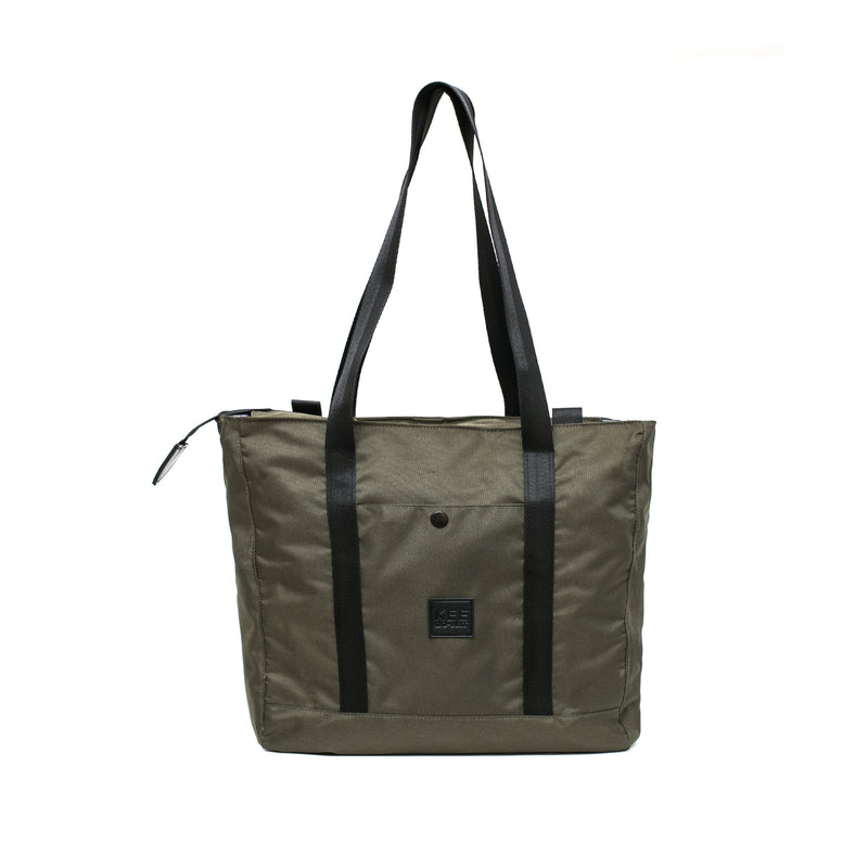 Lila 2.0 Tote Bag Green | Collaboration with DO-ART-KEE INDONESIA