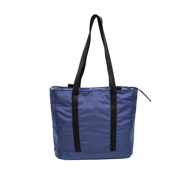 Lila 2.0 Tote Bag Navy | Collaboration with DO-ART-KEE INDONESIA