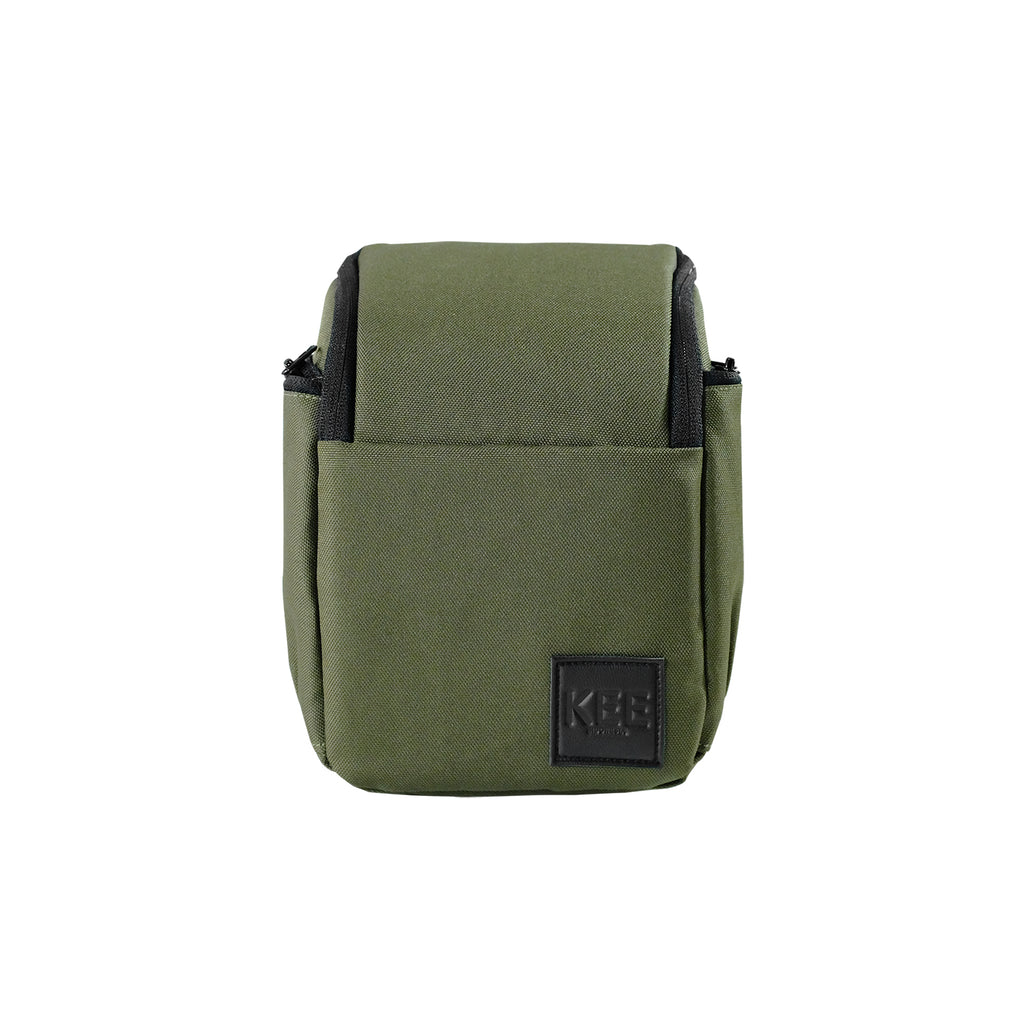 Larvae 2.0 Camera Sling Bag Green-KEE INDONESIA