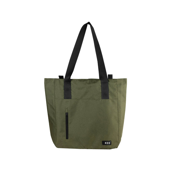 Lila 3.0 Tote Bag Green-KEE INDONESIA