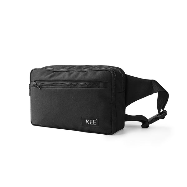Ventral 2.0 Sling Bag Black-KEE INDONESIA