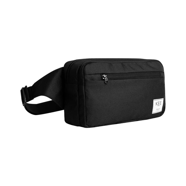 kee-indonesia-Ventral Sling Bag Black
