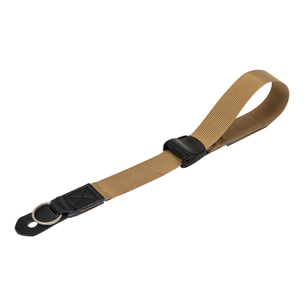 {KEE INDONESIA}-{Wormie 2.0 Wrist Camera Strap Beige}-{Wormie Edition 2.0}