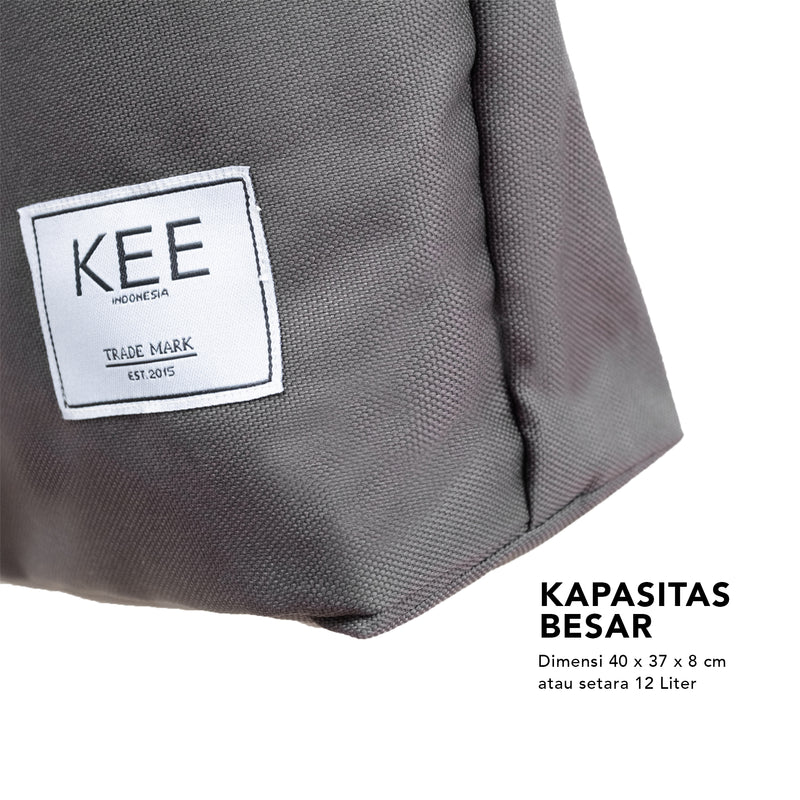 kee-indonesia-Duffel Bag Flea & Totebag Lila