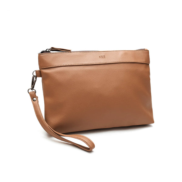 {KEE INDONESIA}-{Ox Clutch Tan}-{OX Edition}