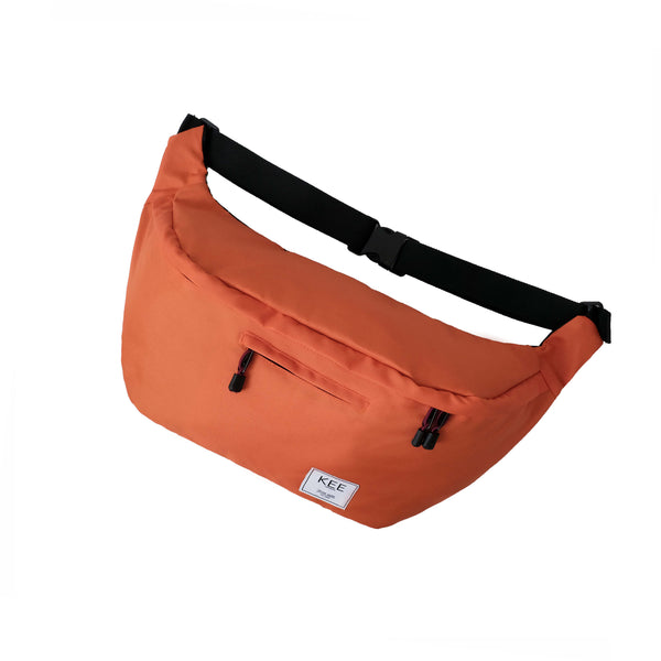 {KEE INDONESIA}-{Thrips Sling Bag Orange}-{Thrips Edition}