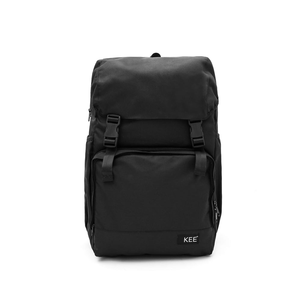 Tucker Camera Backpack Black-KEE INDONESIA