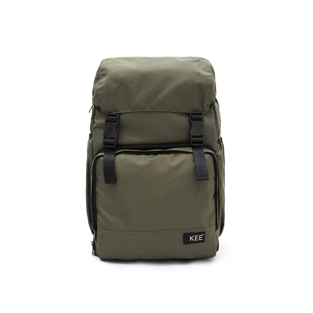 Tucker Camera Backpack Green-KEE INDONESIA