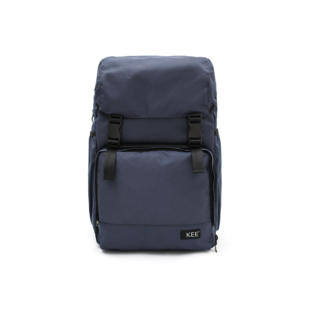 Tucker Camera Backpack Navy-KEE INDONESIA