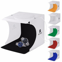 Load image into Gallery viewer, Led Light Box Portable Folding Studio For Photography