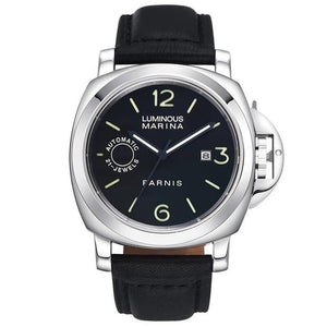Parnis Commander IIV Seriers Mens Watch