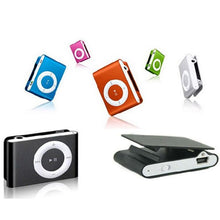 Load image into Gallery viewer, Mini Portable MP3 Player