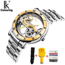 Load image into Gallery viewer, IK Men Automatic Mechanical Watch