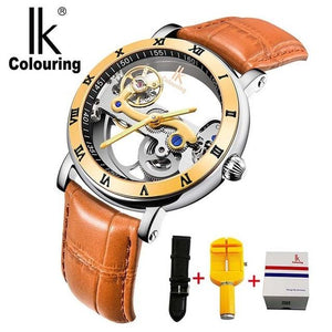 IK Men Automatic Mechanical Watch