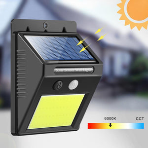 Waterproof  Motion Sensor Solar Security Light