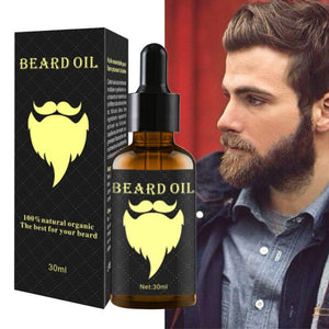 Ginger Oil Natural Beard Growth Enhancer