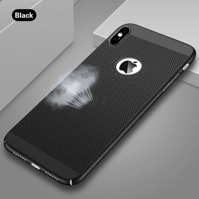 Ultra Slim iPhone Case Matte Hard PC Protective Cover