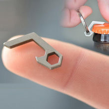 Load image into Gallery viewer, Keychain Mini Bottle Opener