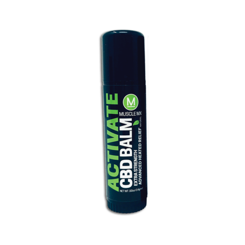 Muscle MX Activate Hemp CBD Mini Balm