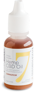 0.5 oz Cinnamon Hemp CBD Oil