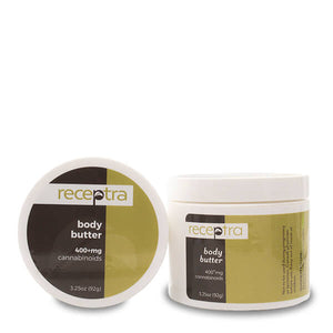 Receptra Hemp CBD Body Butter